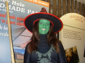 Witch of wookey Hole