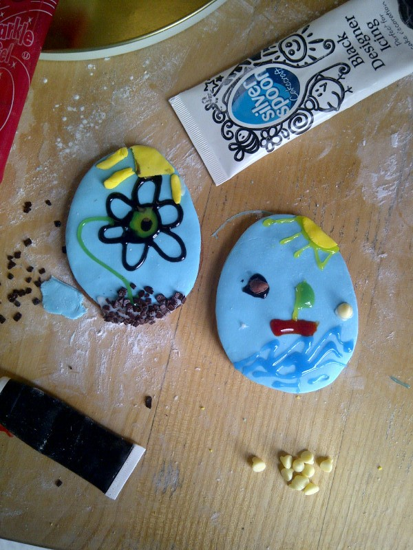 Easter cookery for kids