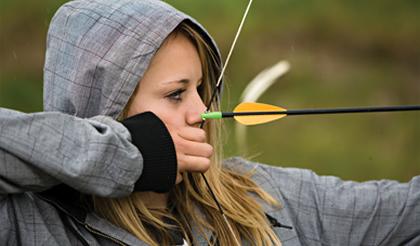 """""""Archery for kids"""""""