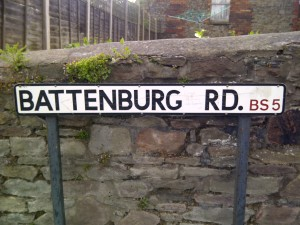 """Battenburg Road"""