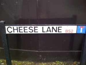 """Cheese Lane"""