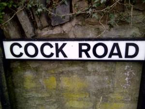 Cock Road