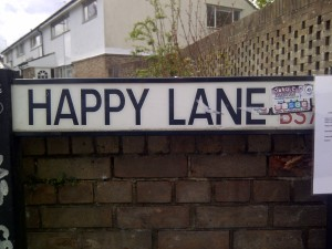 """Happy Lane"""