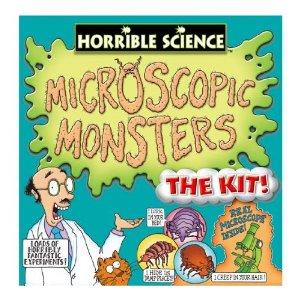 """Microscope for kids"""