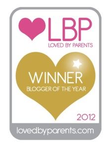 """""""loved by Parents awards"""""""