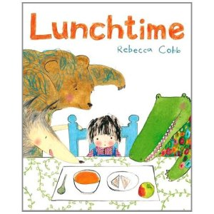 """""""lunchtime by Rebecca Cobb"""""""