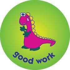 """""""Good work sticker"""""""