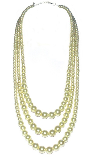 """pearl necklace"""