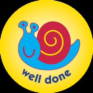 """Well done sticker"""