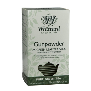 """Gunpowder tea"""