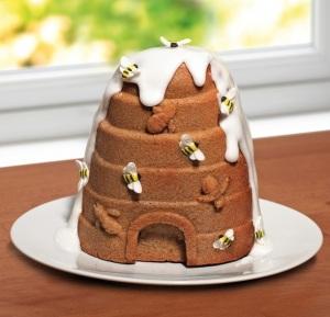 """beehive cake"""