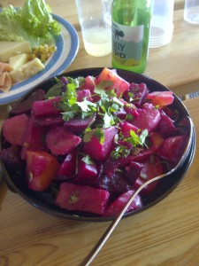 """Beetroot salad"""