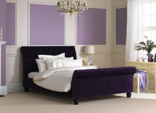 """""""velvet bed"""""""
