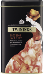 """Blossom Earl Grey"""