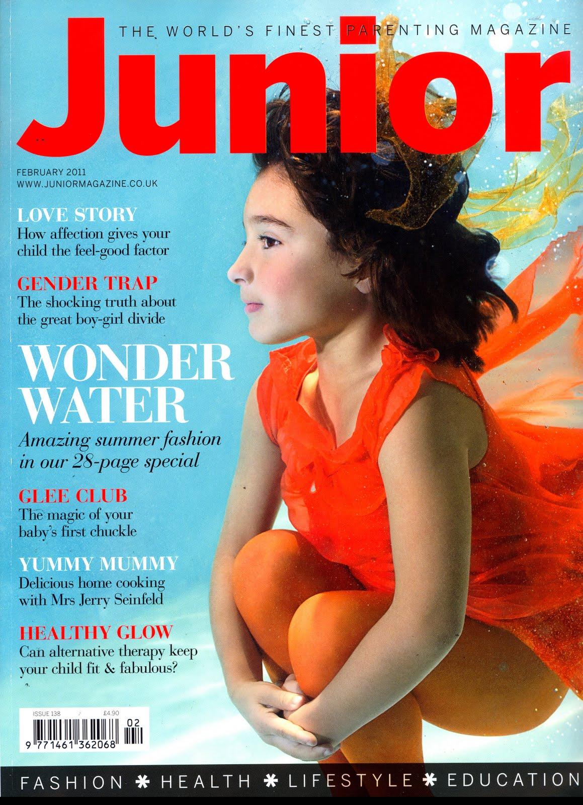 """""""Junior Magazine"""""""