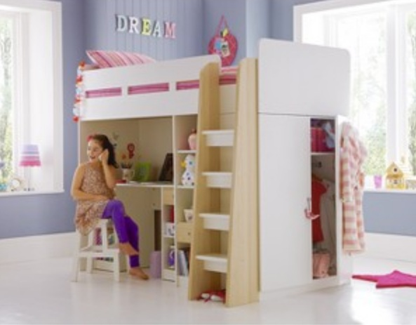 """Kidspace Henry Bunk Bed"""