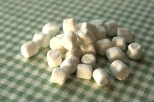 """""""mini marshmallows"""""""