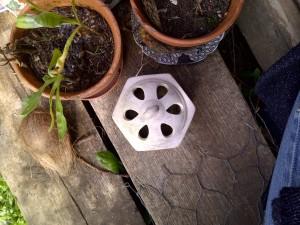 """Flower pots"""