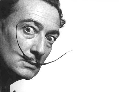 """Salvador Dali"""