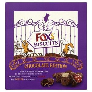"""Fox's chocolate edition"""
