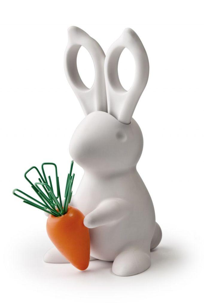 """desk bunny scissors"""