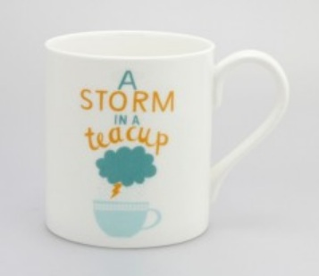 """""""Storm in a teacup"""""""
