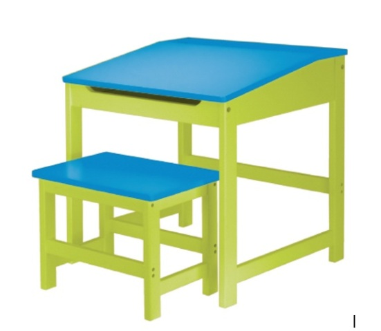 """Colourful children's furniture"""