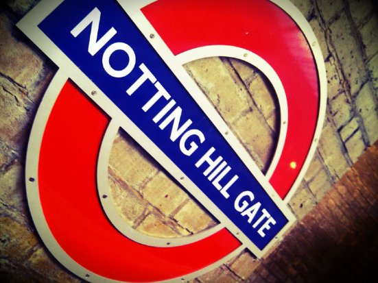 """Notting Hill Gate"""