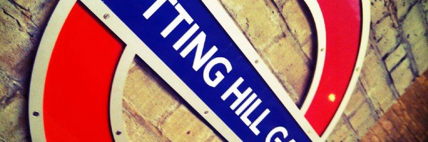"""Notting Hill Gate"""