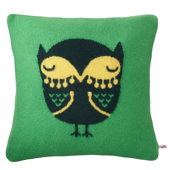 """owl cushion"""