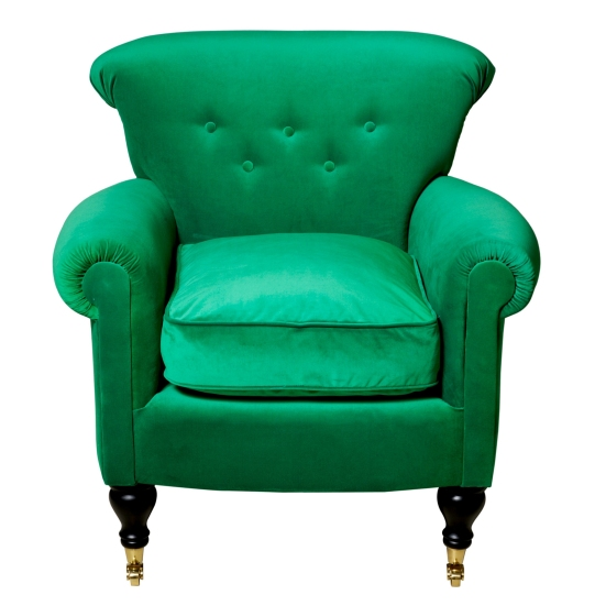 """""""Velvet armchair"""""""